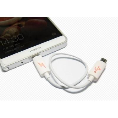 Cable de Carga Celular a Celular Micro USB