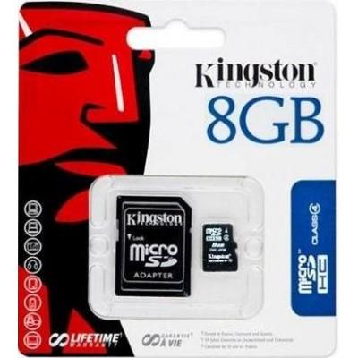 Memoria MICRO SD 8Gb..