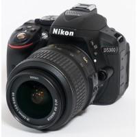 NIKON D5300 KIT 18-55 VRII  REFLEX 24.1