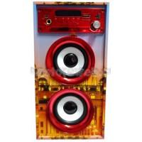 PARLANTE PORTATIL BLUETOOTH KTS 621 5W FM USB SD