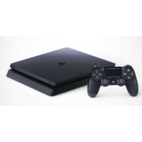 PLAYSTATION SONY PS4 SLIM 1TB BLACK