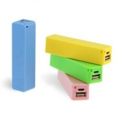 Power Bank 2600 Cargador Portatil