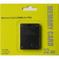 """TARJETA DE MEMORIA """"PLAY 2"""" 32 MB"""